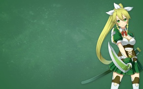Picture game, anime, MMORPG, SAO, light novel, Leafa, ALO, Suguha, ALfheim Online