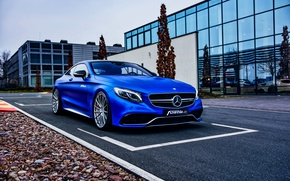 Wallpaper coupe, Mercedes, Mercedes, AMG, Coupe, S-Class, C217
