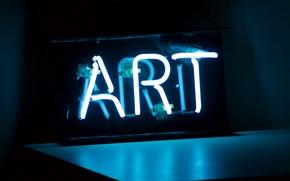 Picture light, the inscription, lamp, tube, neon, backlight, art, art, neon, neon lights, neon lights, neon …