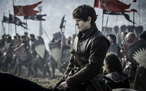 Picture sword, sword, army, game of thrones, game of thrones, Ivan Reon, Ramsay Bolton, replacement, ramsay ...