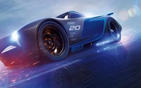 Wallpaper Cars 3, Movie, Cars 3