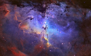 Picture Space, Nebula, Science