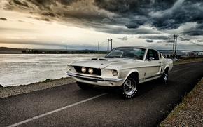Picture Mustang, Ford, Shelby, Mustang, Ford, 1967, GT350
