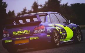 Picture Auto, Subaru, Impreza, Sport, Machine, WRX, Car, STI, Subaru, Impreza, WRX STI, Rally, Rally, Subaru …