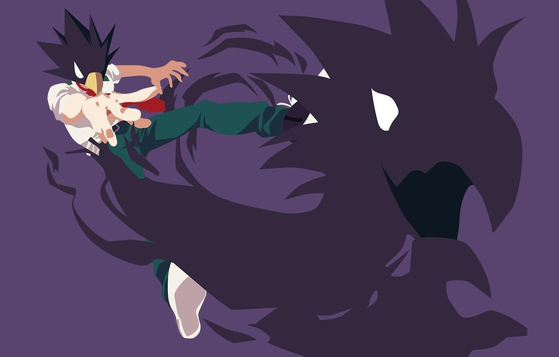 Wallpaper Anime Manga Shadow Japonese My Hero Academia