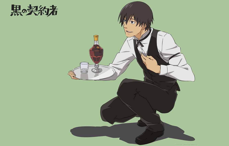 Wallpaper Anime The Waiter Darker Than Black Darker Than Black