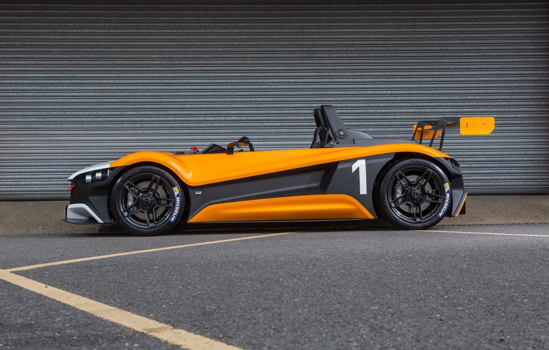 Photo wallpaper supercar, orange, Vuhl, sport cars, VŪHL, VŪHL 05rr, Vuhl 05rr