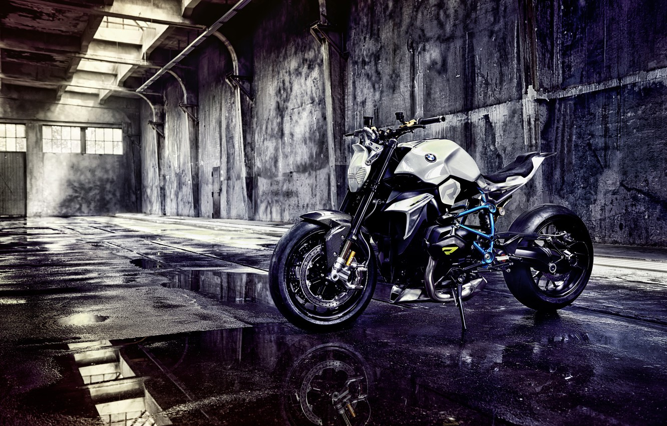 Photo wallpaper Concept, BMW, Roadster, BMW, motorcycle