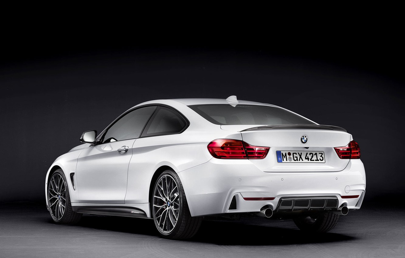 Photo wallpaper coupe, BMW, Performance, The 4th series