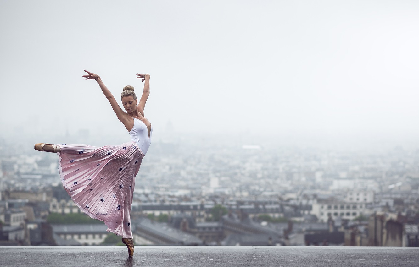 Wallpaper Mood France Paris Dance Ballerina Johanna Lorand Guilbert Images For Desktop Section Nastroeniya Download