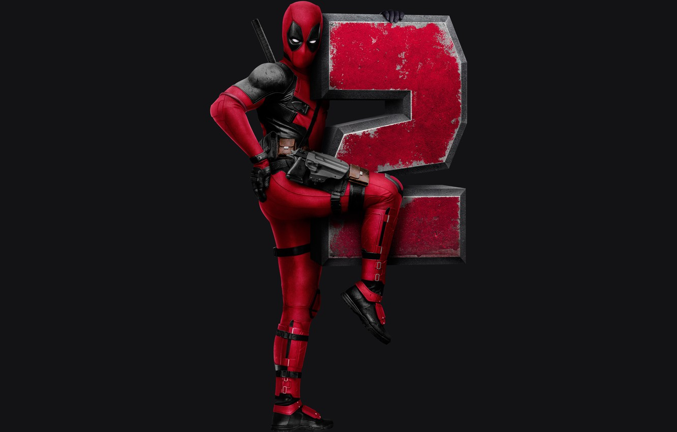 Photo wallpaper Ryan Reynolds, Superheroes, Movie, Deadpool 2, Marvel Entertainment