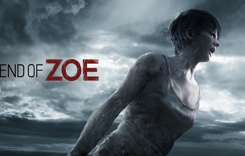 Wallpaper Girl Zombie Game Woman Resident Evil Survivor