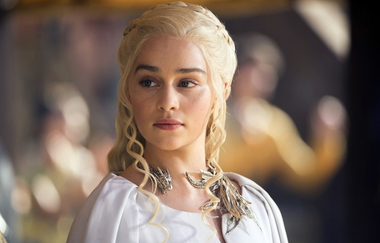 Photo wallpaper actress, Game Of Thrones, Game of Thrones, Emilia Clarke, Emilia Clarke, the role