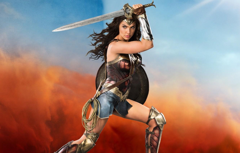Wallpaper Gal Gadot Diana Prince Wonder Woman Images For Desktop