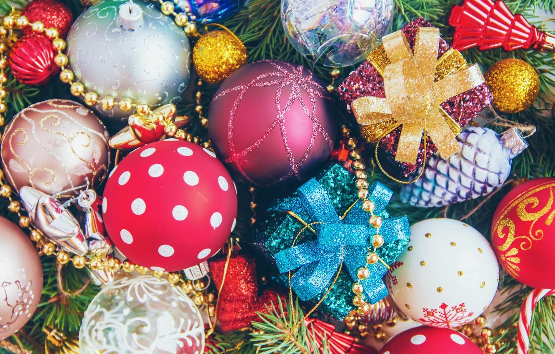 Photo wallpaper decoration, balls, toys, New Year, Christmas, happy, Christmas, vintage, balls, New Year, Merry Christmas, Xmas, …