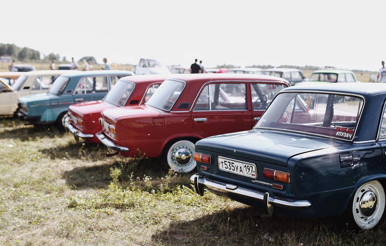 Photo wallpaper USSR, Lada, Lada, VAZ, Resto, 2101., Ifest