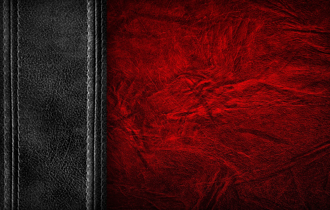 Photo wallpaper leather, texture, background, leather