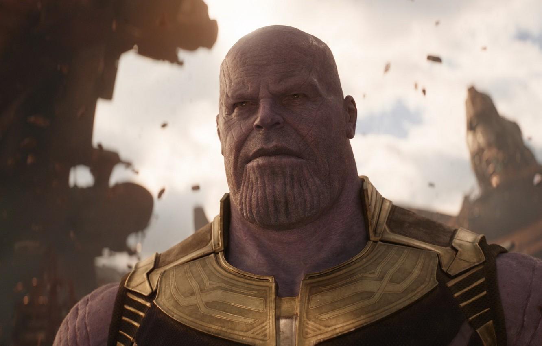 Photo wallpaper Marvel, Titan, comics, 2018, film, The Avengers, Josh Brolin, Josh Brolin, Movie, Thanos, Thanos, Avengers: …