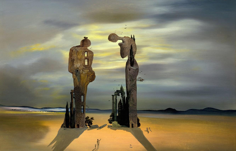 Wallpaper Surrealism Picture Salvador Dali Salvador Dali