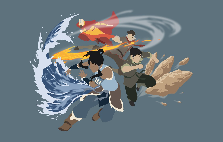 Wallpaper Avatar Anime Manga Japonese Avatar The Legend Of