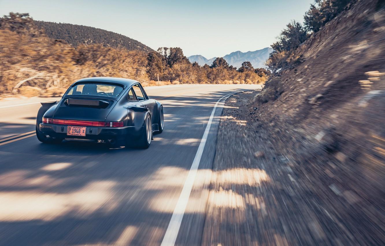 Wallpaper Road Mountains 911 Porsche Speed Karera
