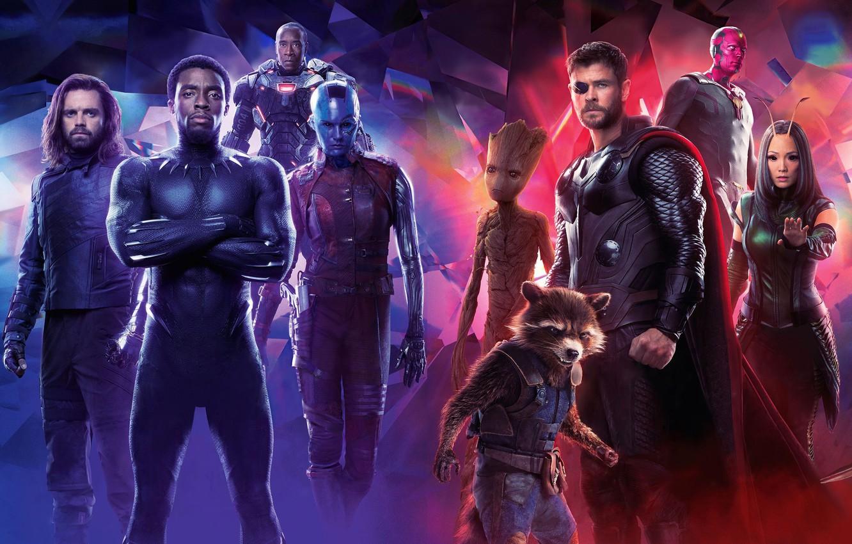 Photo wallpaper Heroes, Costume, Actor, Actress, Movie, Rocket, Vision, Bradley Cooper, Heroes, Cloak, Superheroes, Armor, The film, …