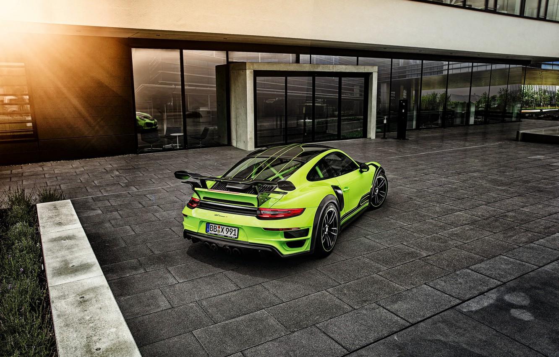 Photo wallpaper 911, Porsche, Porsche, Turbo, turbo, TechArt