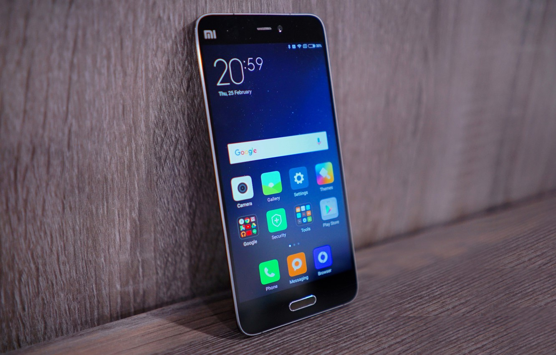 Photo wallpaper Android, logo, smartphone, technology, cell phone, high tech, Xiaomi, Xiaomi Mi 5, Xiaomi Mi