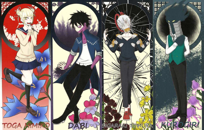 Wallpaper Anime Art Boku No Hero Academy My Hero Academy Images