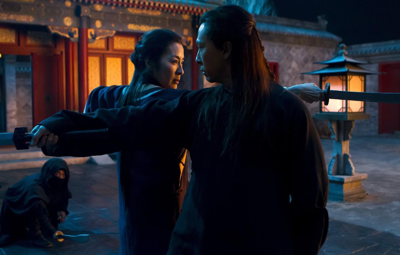 Photo wallpaper China, cinema, sword, fight, movie, ken, blade, asian, film, martial artist, chinese, oriental, asiatic, Donnie …