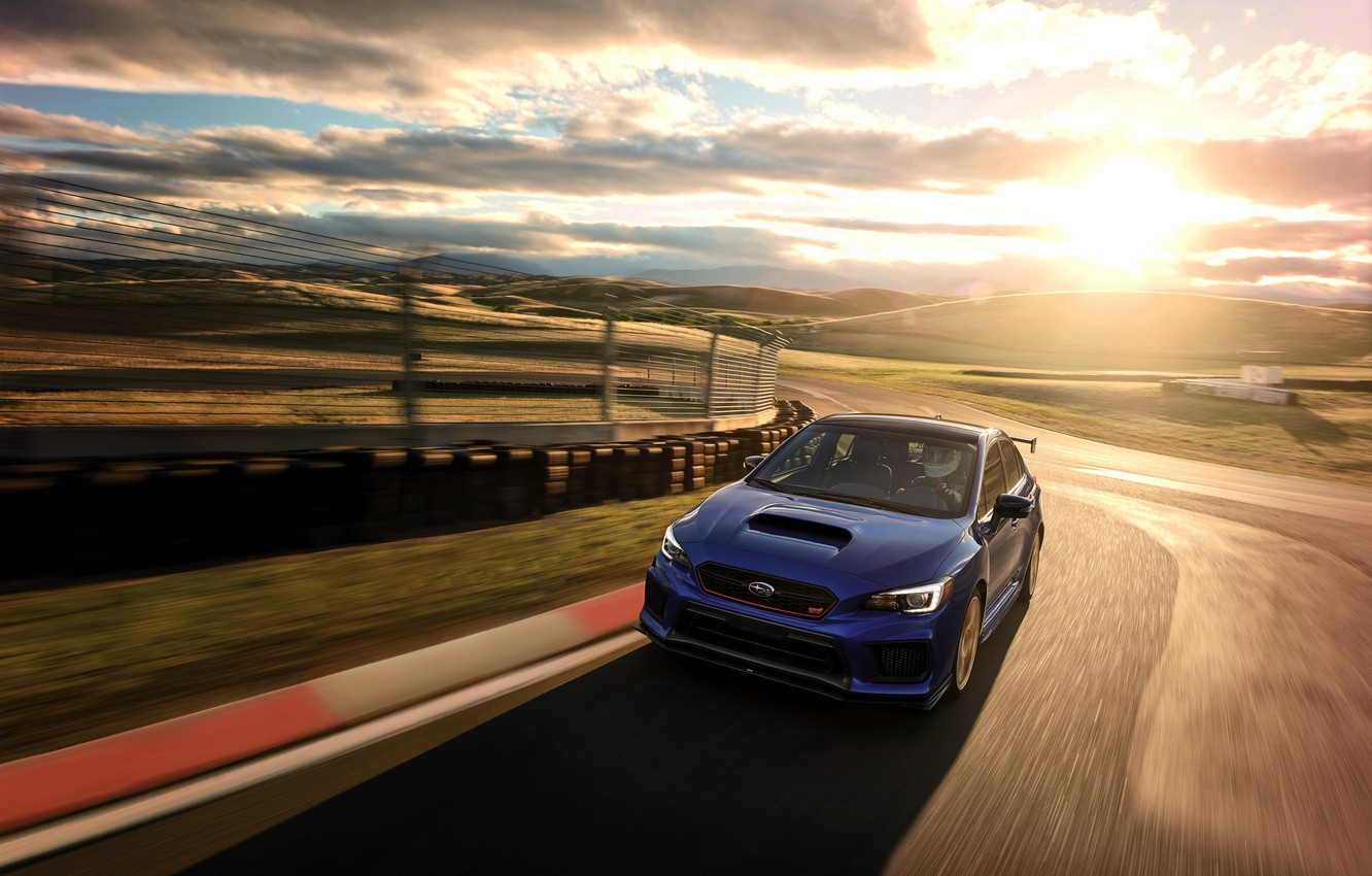 Photo wallpaper sport, Subaru, WRX, sedan, STI, Subaru, Sport, Sedan