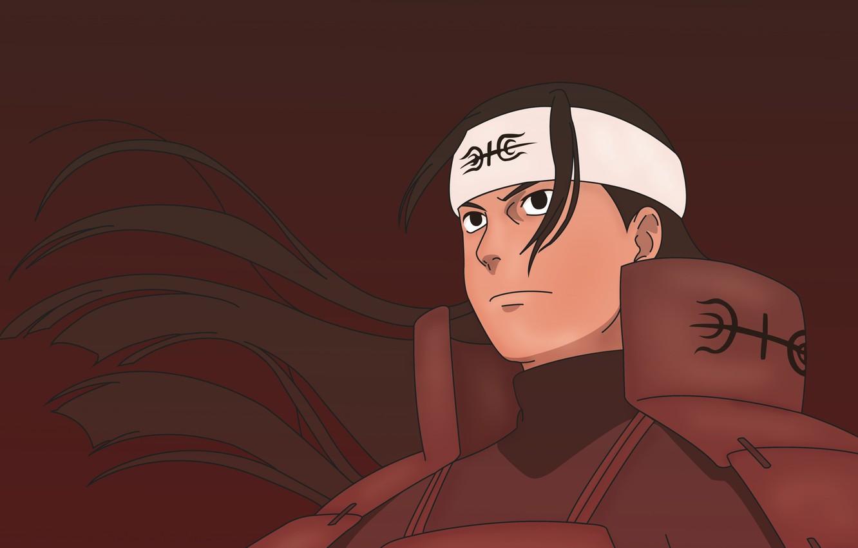 Photo wallpaper Naruto, armor, young, man, ninja, shinobi, Naruto Shippuden, powerful, strong, Hashirama Senju, Ashura, by indiandwarf