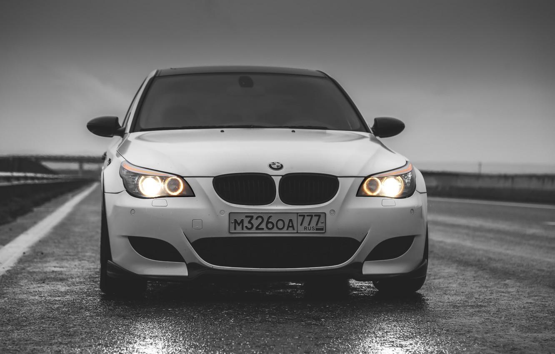 Photo wallpaper auto, BMW, Machine, BMW, Lights, Before, Angel Eyes