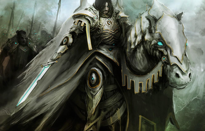 Photo wallpaper General, theDURRRRIAN, paladin oath of vengeance, mara