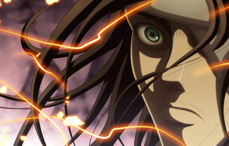 Photo wallpaper game, anime, manga, Shingeki no Kyojin, Attack On Titan, to narutorenegado01, Eren, japonese