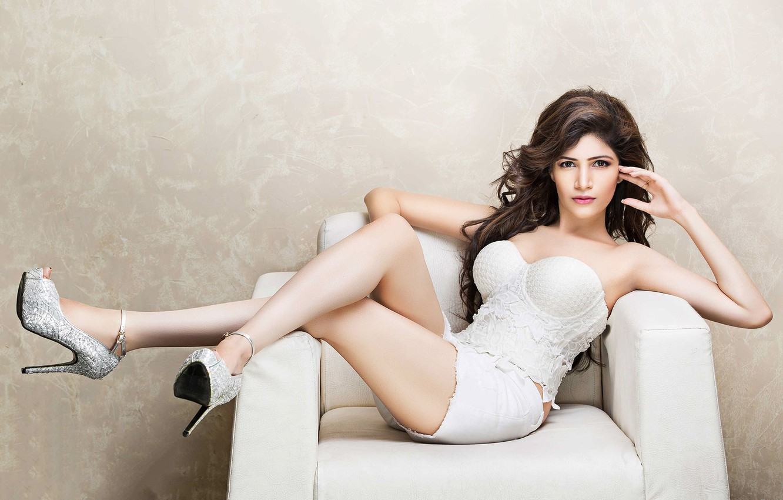 Photo wallpaper girl, hot, sexy, legs, eyes, smile, beautiful, figure, model, pretty, beauty, lips, face, hair, brunette, ...
