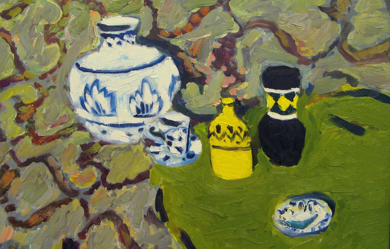 Photo wallpaper 2008, plate, still life, otenki green, The petyaev