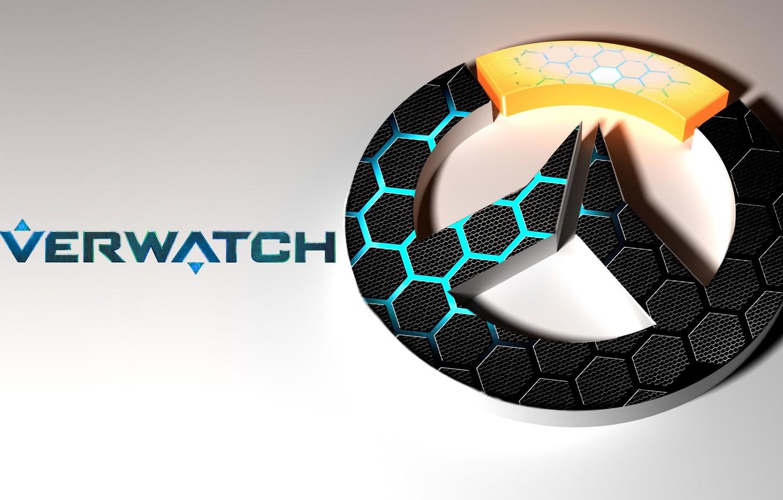 Wallpaper Logo Game Texture Overwatch Images For Desktop