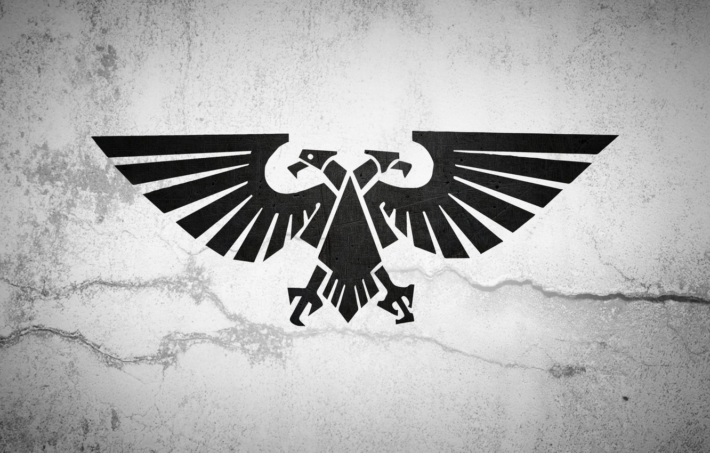 Photo wallpaper Aquila, Warhammer, Warhammer 40 000, Aquila, Imperial Guard, Imperial Guard, Warhammer 40 000: Dawn of …