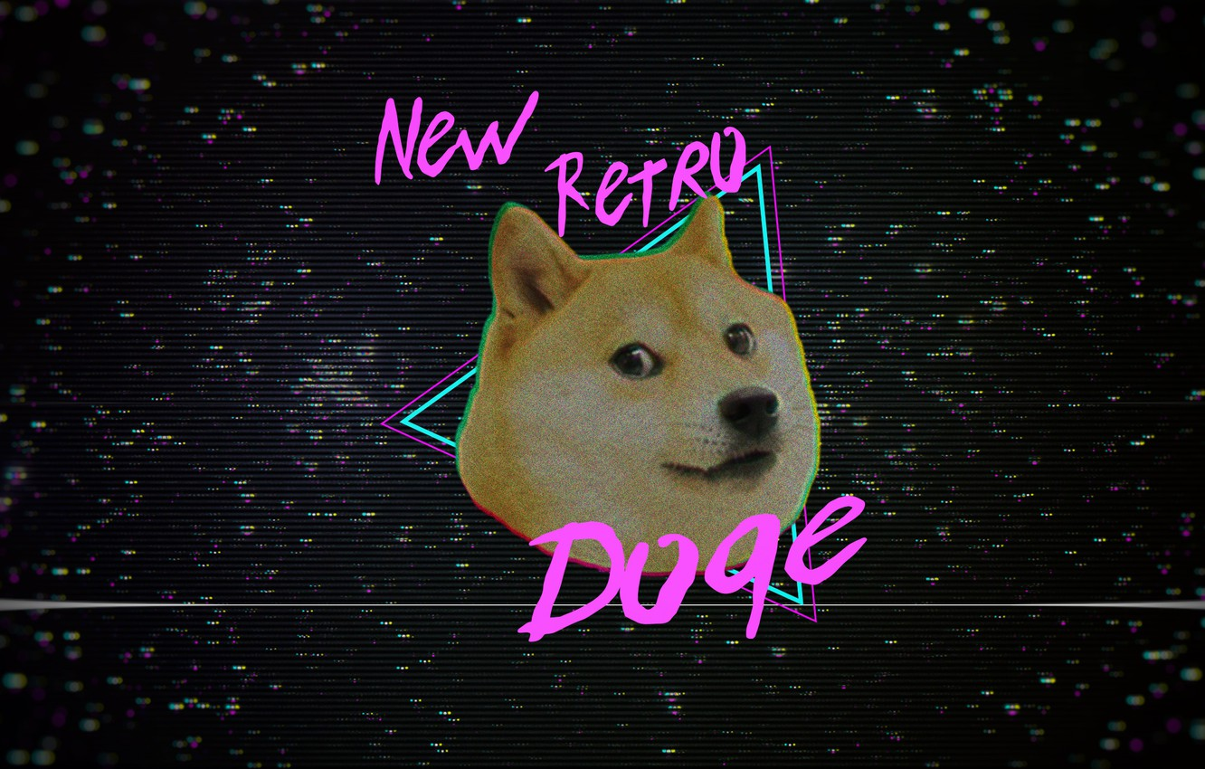 Photo wallpaper Stars, Background, Electronic, Synthpop, Darkwave, Synth, Retrowave, Synth-pop, Sinti, Synthwave, Synth pop, New retro dog