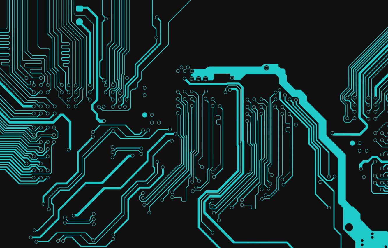 Download 8800 Background Electronic Blue Gratis