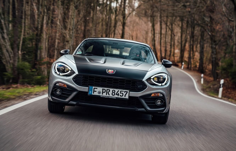 Photo wallpaper 2018, Fiat, Abarth, 124 GT