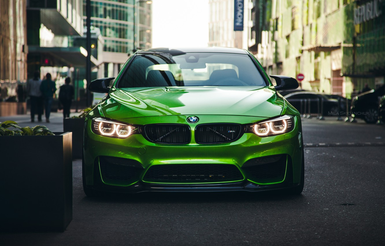 Photo wallpaper car, machine, auto, city, green, race, bmw, BMW, car, sports car, car, need for speed, …