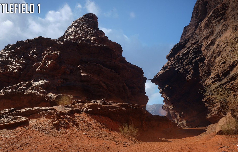 Battlefield 1, Sinai Desert