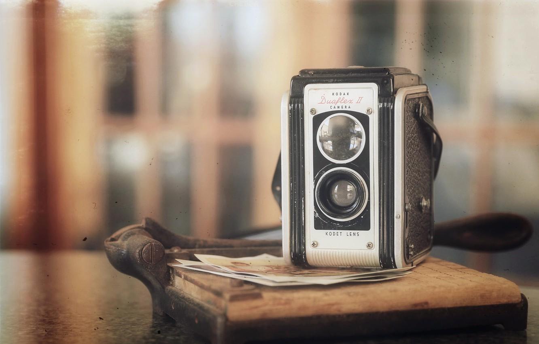 Photo wallpaper background, camera, kodak