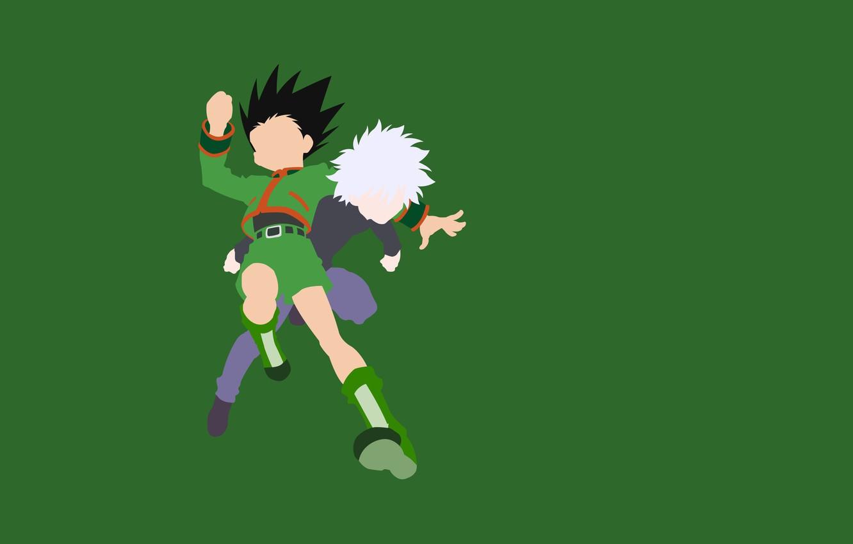 Wallpaper Green Game Anime Assassin Asian Manga