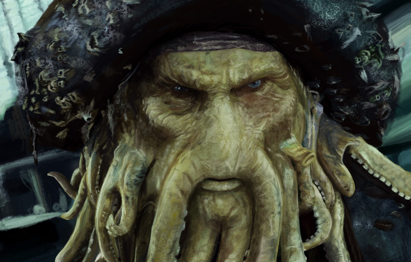 Davy Jones Legende