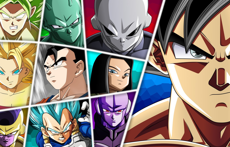 Wallpaper Game Alien Anime Manga Son Goku Vegeta Dragon Ball