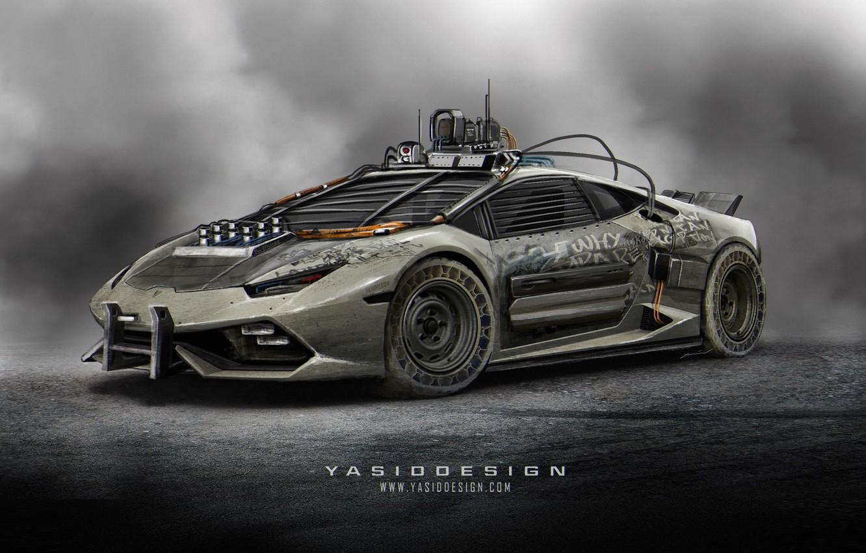 Photo wallpaper car, auto, tuning, Lamborghini, Lamborghini, car, auto, tuning, Lamborghini Huracan, Yasid Design, Yasid Oozeear