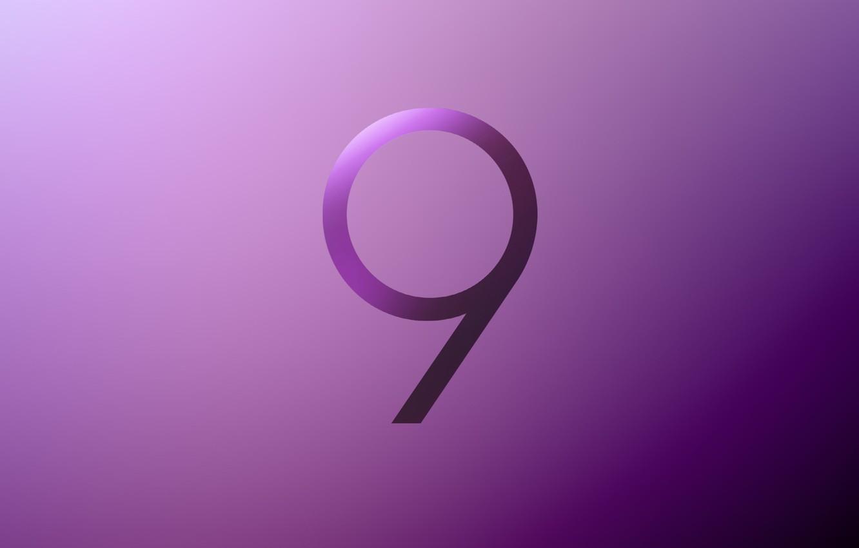 Wallpaper Samsung Galaxy S9 Stock Purple Images For Desktop Section Tekstury Download